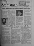 The Utah Statesman, April 11, 1984
