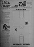 The Utah Statesman, April 13, 1984