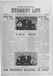 Student Life, March 5, 1915, Vol. 13, No. 22