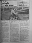 The Utah Statesman, April 23, 1984