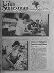 The Utah Statesman, April 30, 1984