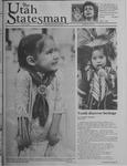 The Utah Statesman, May 7, 1984 by Utah State University