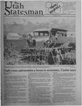 The Utah Statesman, May 9, 1984 by Utah State University