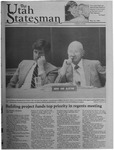 The Utah Statesman, May 16, 1984