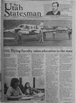 The Utah Statesman, May 25, 1984