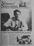 The Utah Statesman, June 18, 1984 by Utah State University