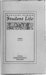 Student Life, April 1915
