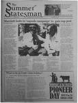 The Utah Statesman, July 20, 1984