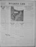 Student Life, April 8, 1922, Vol. 20, No. 25