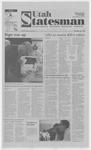 The Utah Statesman, January 19, 2000 by Utah State University