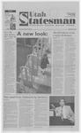 The Utah Statesman, January 21, 2000