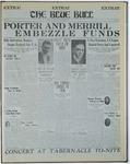 The Blue Bull, April 21, 1922, Vol. 2, No. 2