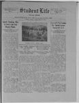 Student Life, July 7, 1922