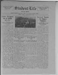 Student Life, July 14, 1922