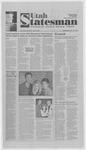 The Utah Statesman, February 16, 2000