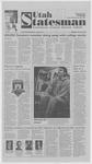 The Utah Statesman, February 28, 2000
