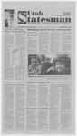 The Utah Statesman, March 3, 2000