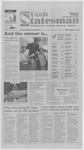 The Utah Statesman, March 31, 2000