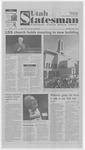 The Utah Statesman, April 3, 2000