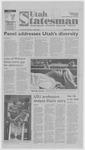 The Utah Statesman, April 12, 2000