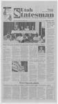 The Utah Statesman, April 14, 2000