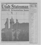 The Utah Statesman, August 2000, Orientation