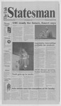 The Utah Statesman, September 13, 2000