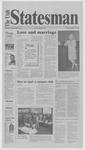 The Utah Statesman, September 29, 2000