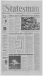 The Utah Statesman, October 6, 2000