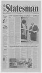 The Utah Statesman, October 9, 2000