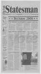 The Utah Statesman, October 11, 2000