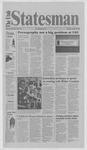 The Utah Statesman, October 16, 2000
