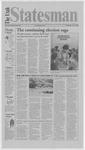 The Utah Statesman, November 15, 2000