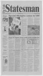 The Utah Statesman, November 20, 2000