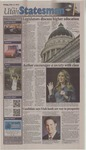 The Utah Statesman, February 3, 2012
