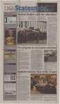 The Utah Statesman, February 6, 2012