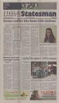 The Utah Statesman, September 26, 2013