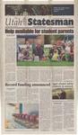 The Utah Statesman, September 16, 2014
