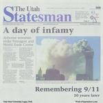 The Utah Statesman, September 7, 2021