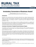 Involuntary Conversion of Business Assets by Guido van der Hoeven