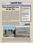 SageSTEP News, Fall 2012, No. 20