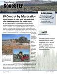 SageSTEP News, Fall 2013, No. 22 by SageSTEP
