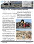 SageSTEP News, Winter 2015, No. 27 by SageSTEP