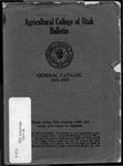 General Catalogue 1925