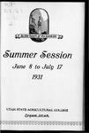 General Catalogue 1931 Summer