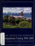General Catalog 1994-1996 by Utah State University