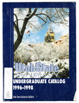 General Catalog 1996-1998 by Utah State University