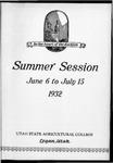 General Catalogue 1932, Summer