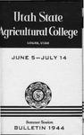 General Catalogue 1944, Summer