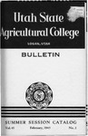 General Catalogue 1945, Summer